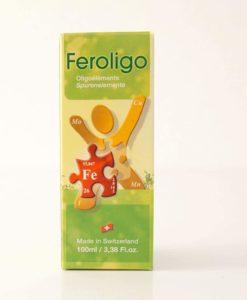 POE 6 Feroligo Cresson Laboratoires Bioligo