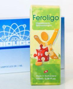POE 6 Feroligo Complexe d'Oligoéléments Laboratoires Bioligo