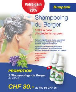 Promo Shampooing Berger Laboratoires Bioligo