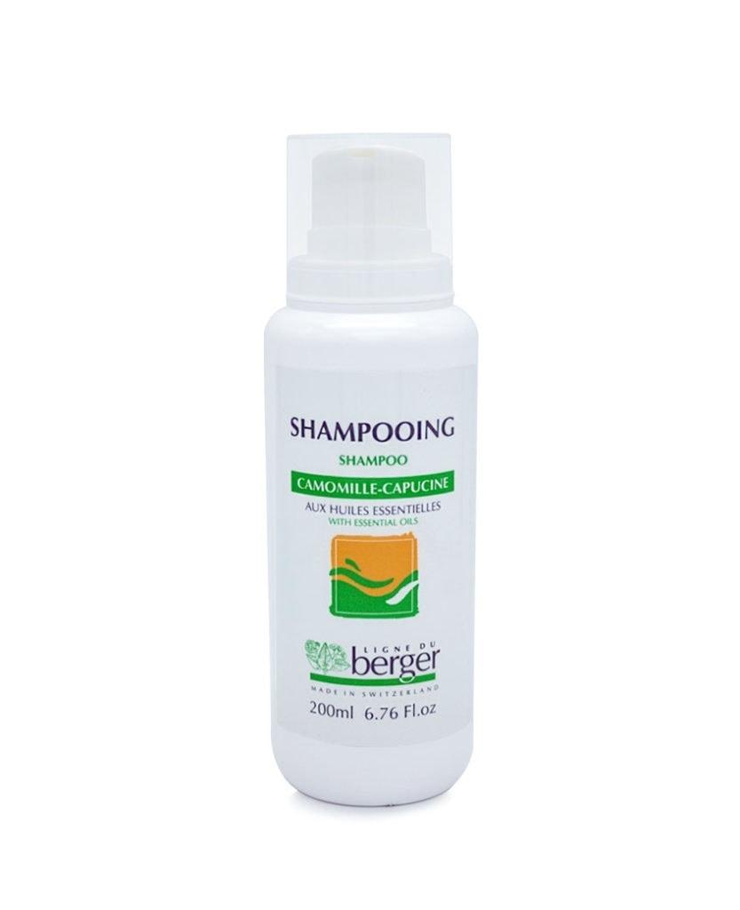 Shampooing Camomille Capucine Ligne du Berger Laboratoires Bioligo