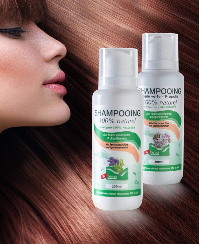 Shampooing du Berger Laboratoires Bioligo