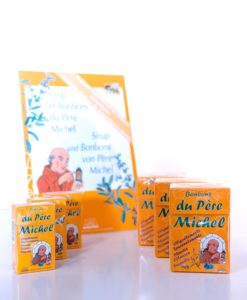 Bonbons Sirop du Père Michel Oligoéléments Laboratoires Bioligo