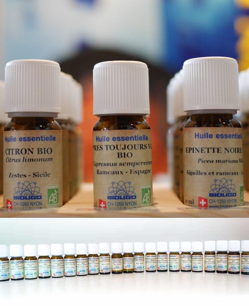 Huiles essentielles Laboratoires Bioligo