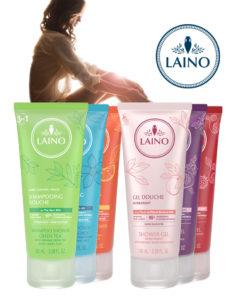 Produits Gels Shampooing Douche Laino Laboratoires Bioligo