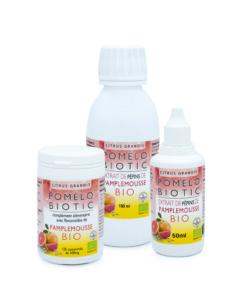 Pomélo Biotic Bio Extrait de pépins de pamplemousse Laboratoires Bioligo