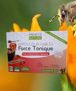Force tonique Bio Propos'Nature Laboratoires Bioligo
