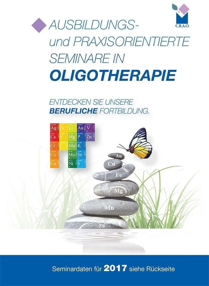 Cours Flyer Oligoéléments all