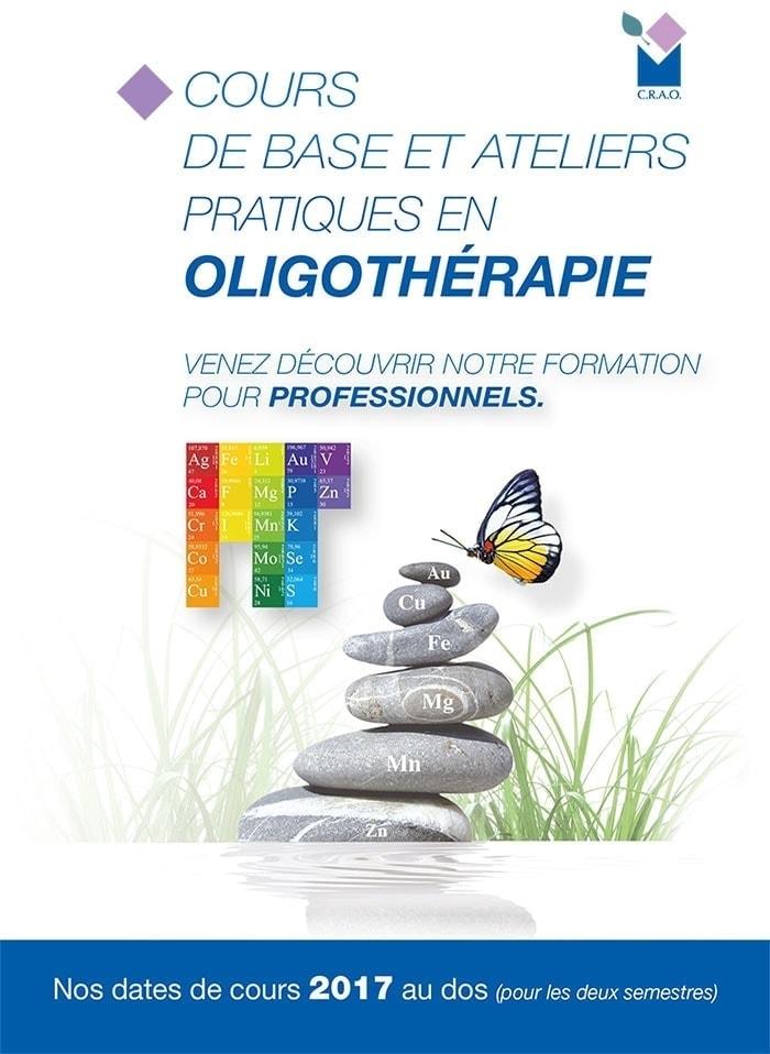 Cours Flyer Oligoéléments fr