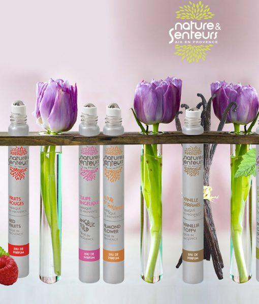 Eaux de parfum Nature et Senteurs Laboratoires Bioligo