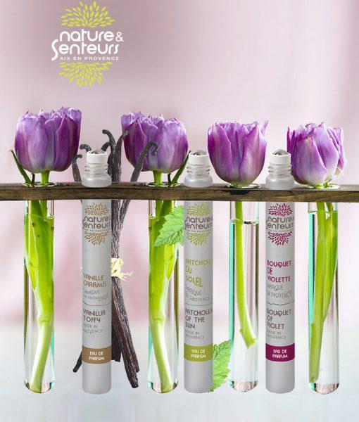 Eaux de parfums Nature et Senteurs Laboratoires Bioligo
