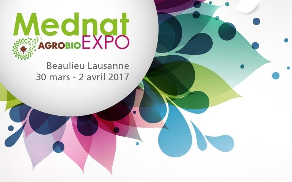 Salon Mednat 2017 Beaulieu Lausanne Laboratoires Bioligo