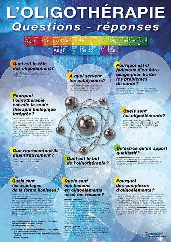 L'oligothérapie Questions-Réponses Laboratoires Bioligo
