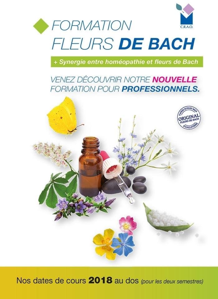 Cours Flyer Fleurs de Bach fr 2018