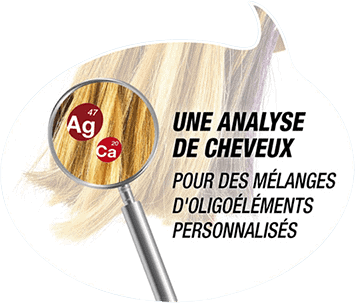 Analyse de cheveux Oligoelements Laboratoires Bioligo