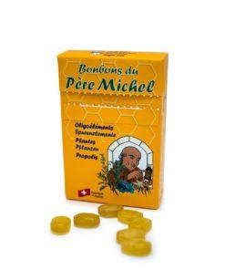 Bonbons du Père Michel 60 pcs Oligoéléments Laboratoires Bioligo