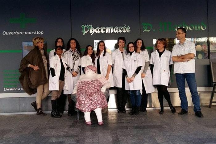 Pharmacie D.Machoud 1 Partenaire Laboratoires Bioligo