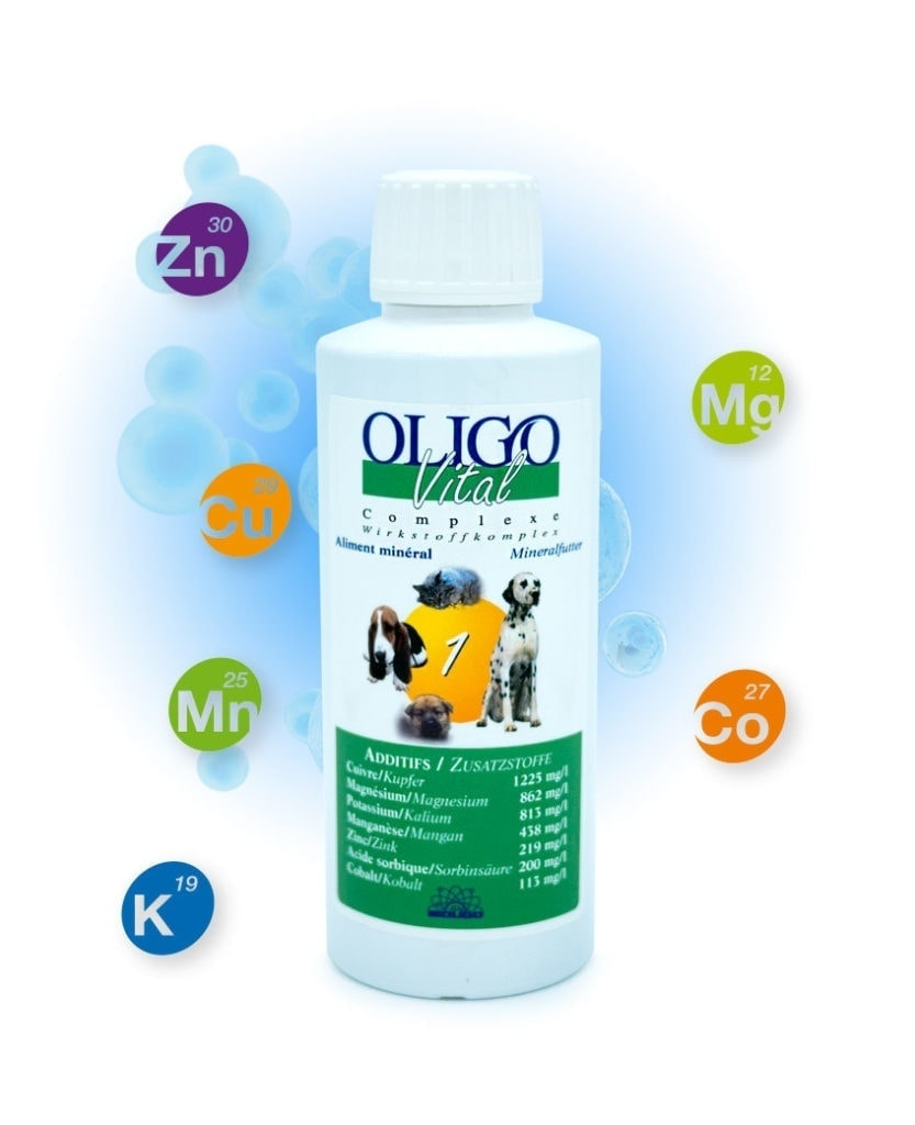 Oligovital n° 1 250ML Laboratoires Bioligo