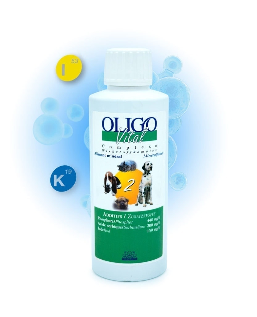 Oligovital n°2 250ML Laboratoire Bioligo