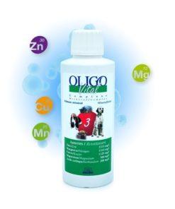 Oligovital n°3 250ml Laboratoire Bioligo