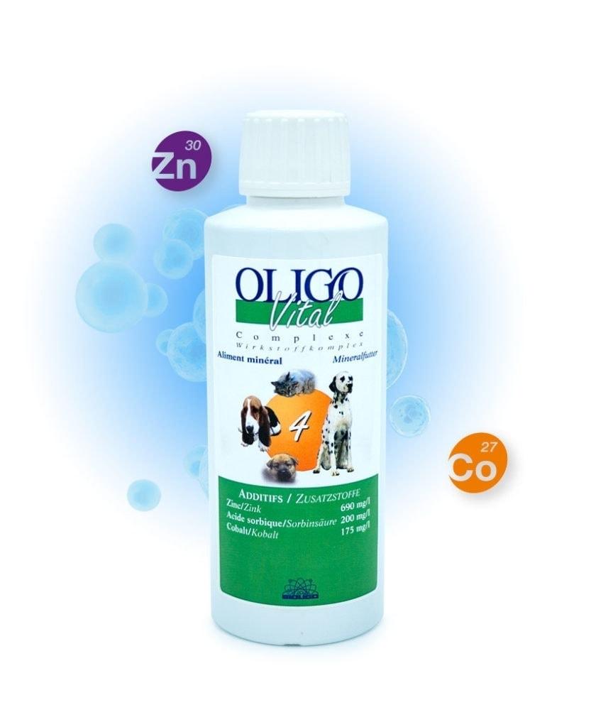 Oligovital n°4 250ml Laboratoire Bioligo