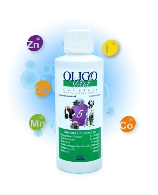 Oligovital n°5 250ML Laboratoire Bioligo