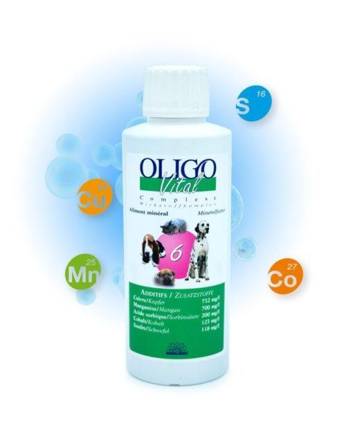Oligovital n°6 250ml Laboratoires Bioligo