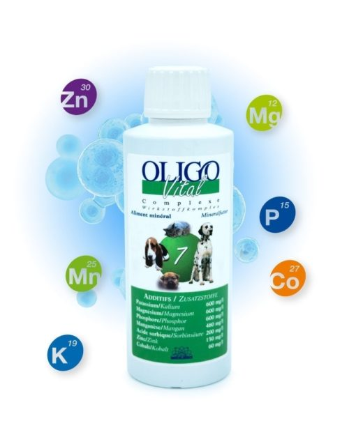 Oligovital n°7 250ml Laboratoires Bioligo