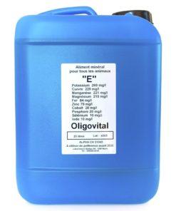 Oligovital E 25L Laboratoires Bioligo