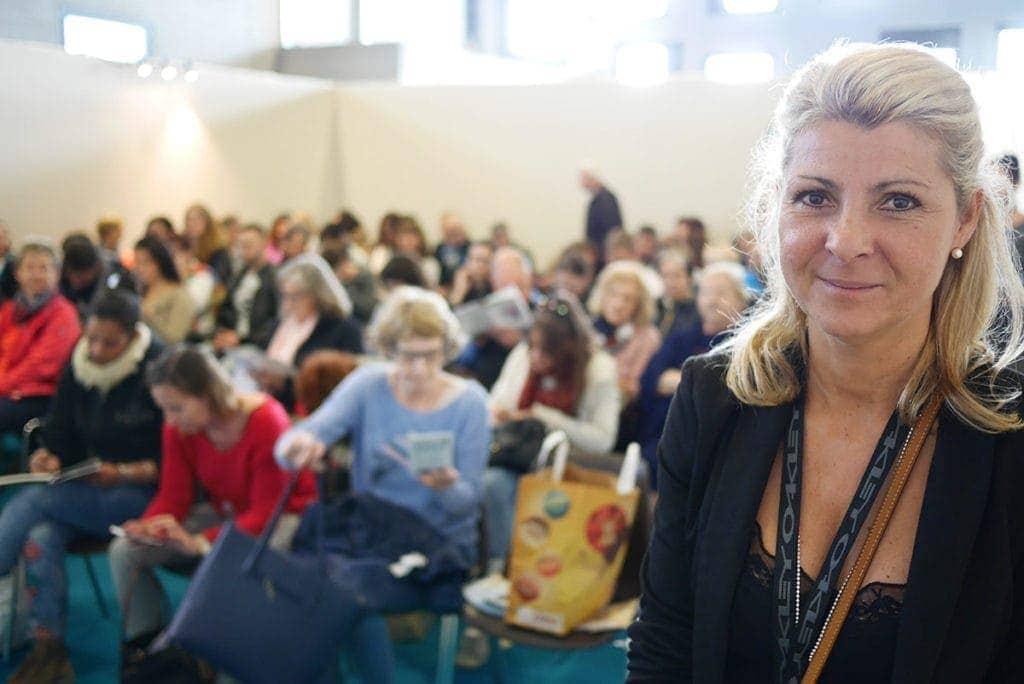 Marianne Deville Conférence Salon Mednat Laboratoires Bioligo