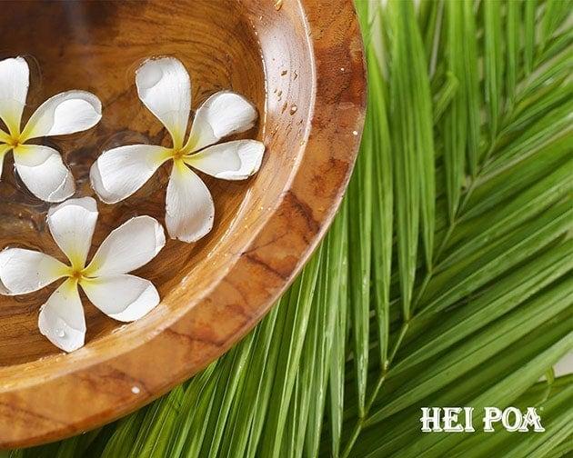 Fleurs macération Hei Poa Laboratoires Bioligo