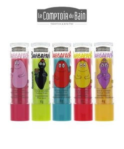 Sticks lèvres Barbapapa Comptoir du Bain Laboratoires Bioligo