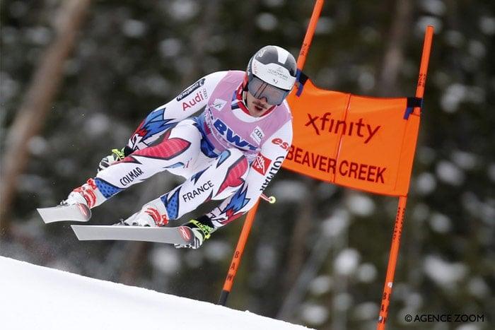 1 Nicolas Raffort Sport professionnel Ski descente Partenaires Laboratoires Bioligo