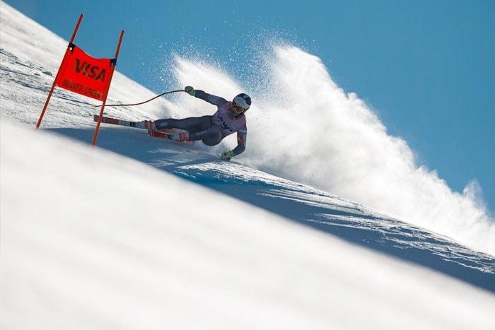 2 Nicolas Raffort Sport professionnel Ski descente Partenaires Laboratoires Bioligo