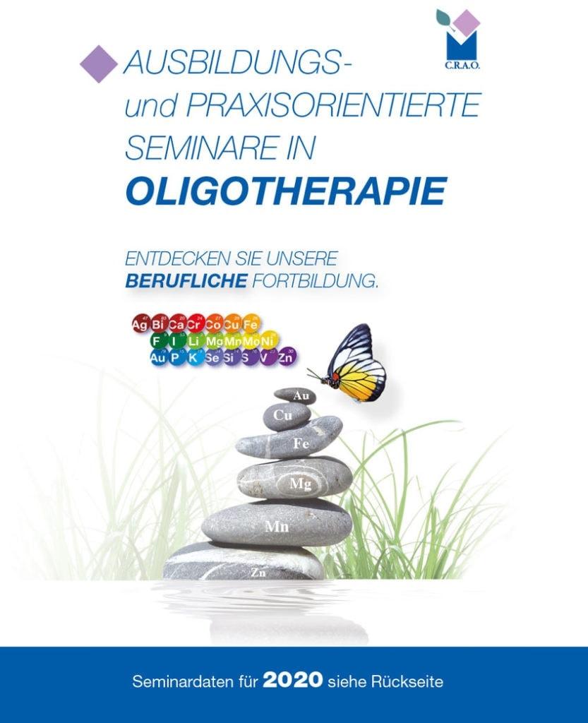 Seminare und oligotherapie Laboratoires Bioligo