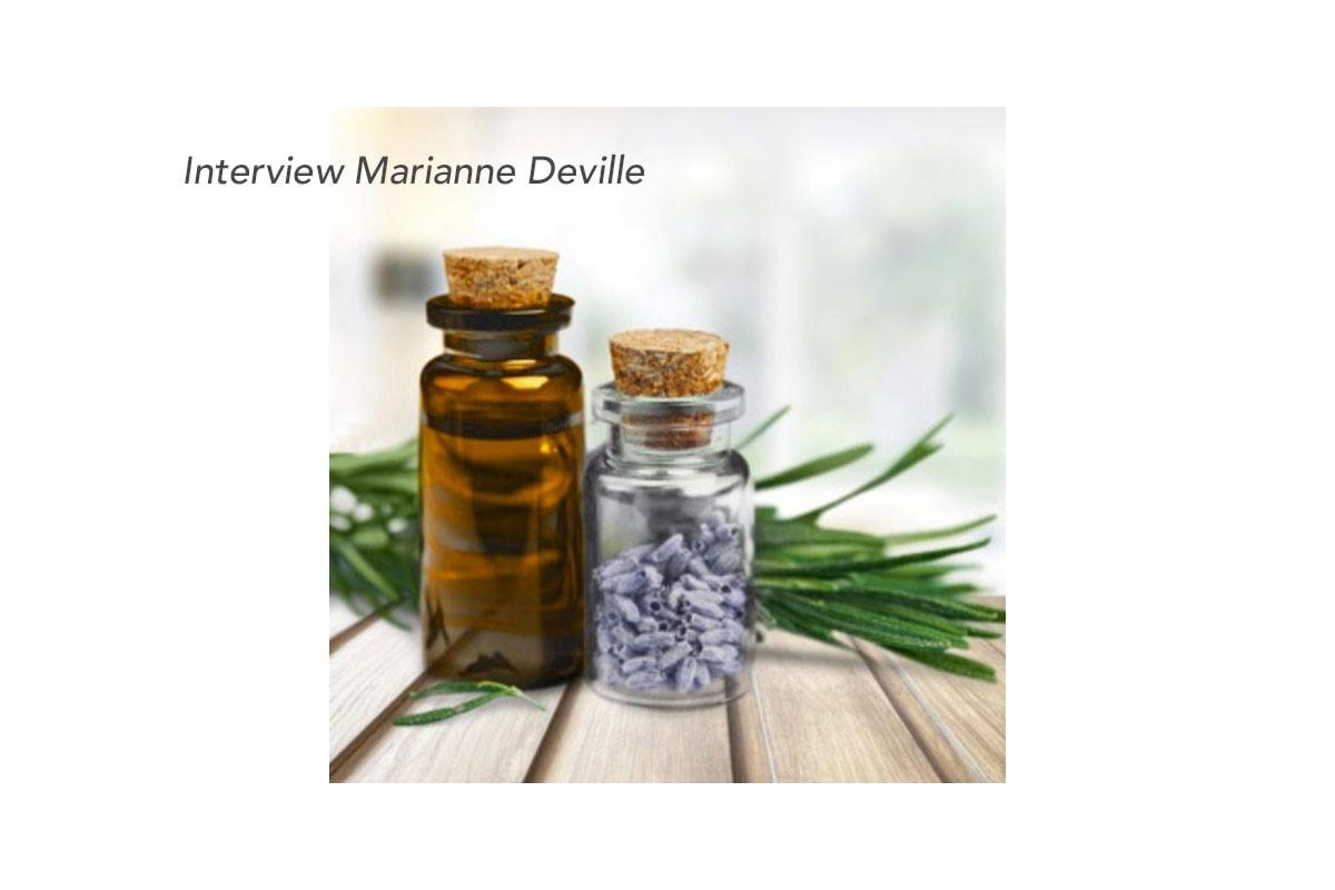 Interview Marianne Deville Fleurs de Bach Laboratoires Bioligo
