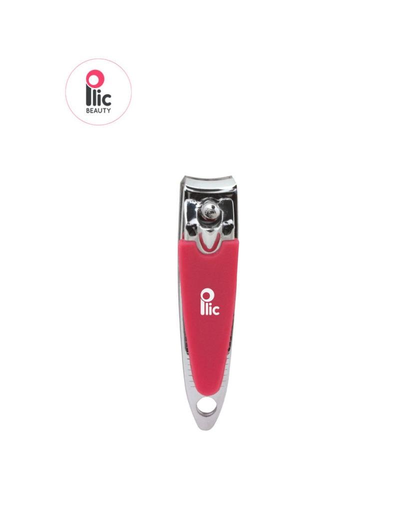 Coupe Ongles Manucure rose Plic Laboratoires Bioligo