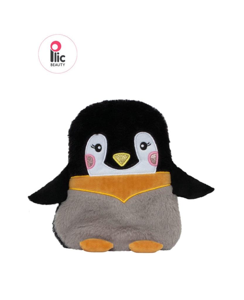 """Bouillotte chaud/froid """"Pingui"""" Plic Laboratoires Bioligo"""