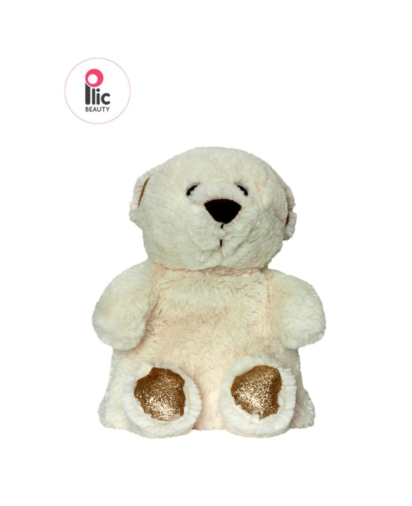 "Bouillotte chaud/froid ""Teddy"" Plic Laboratoires Bioligo"