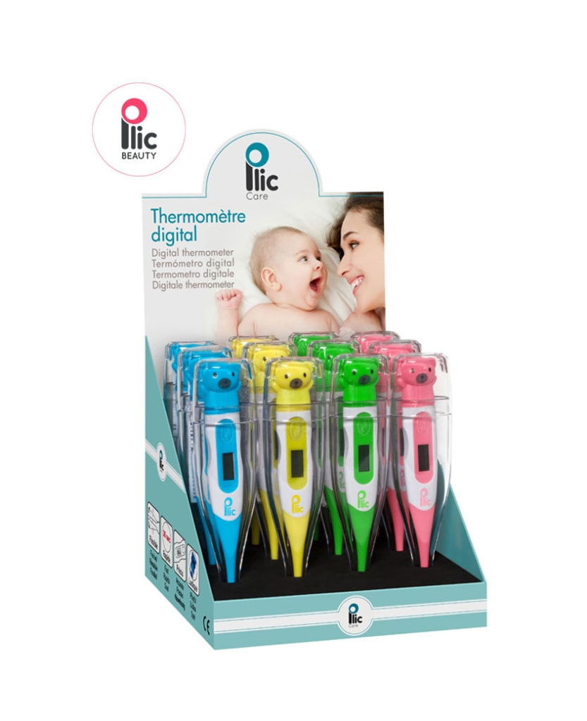 Thermomètre Enfant Plic Laboratoires Bioligo