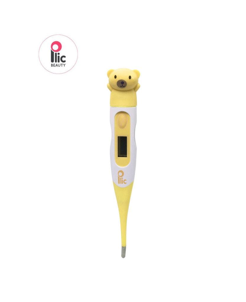 Thermomètre enfant jaune Plic Accessoires Beauty Laboratoires Bioligo