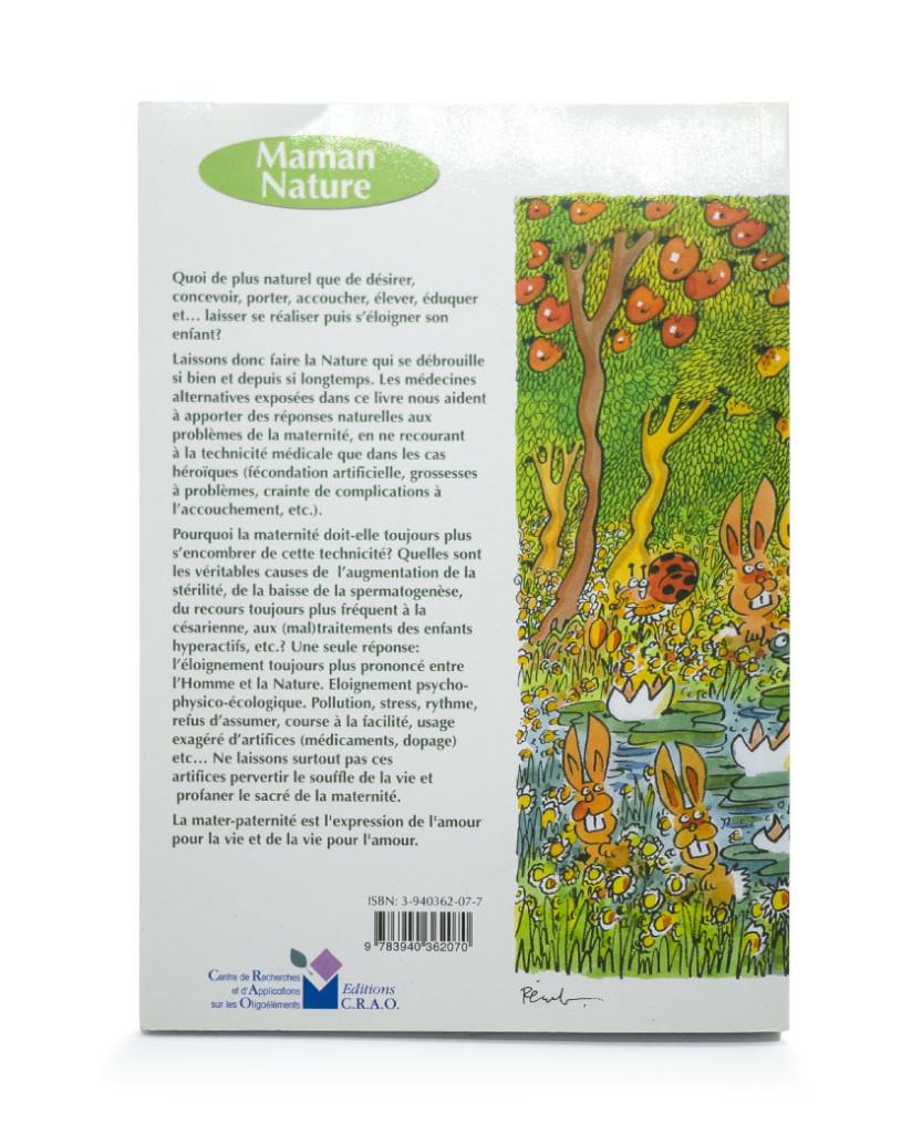 Livre: Maman Nature Laboratoires Bioligo