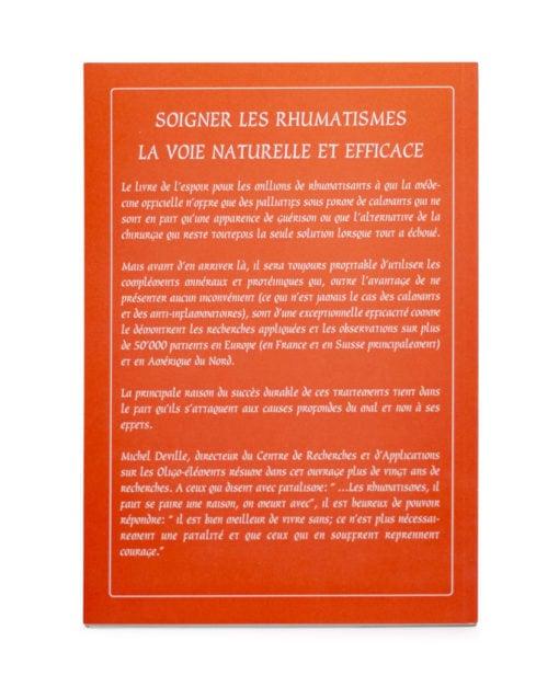 Livre: Soigner les rhumatismes Laboratoires Bioligo