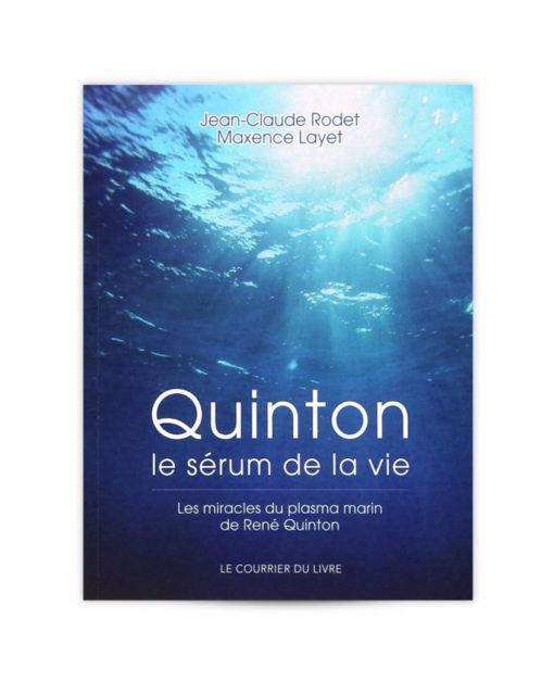 René Quinton Le sérum de la vie Laboratoires Bioligo