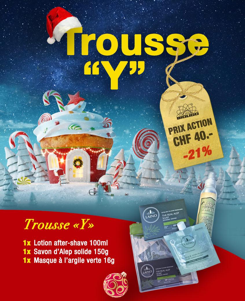 Trousse Noël «Y» Laboratoires Bioligo
