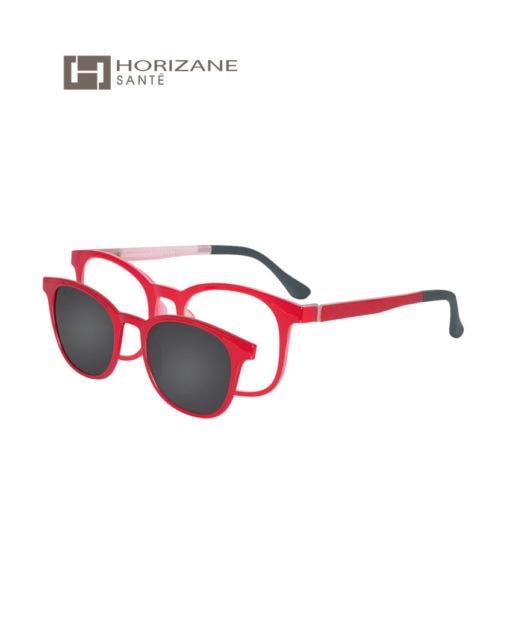 lunettes-solaires-switch-rouge-beige-horizane-sante-laboratoires-bioligo