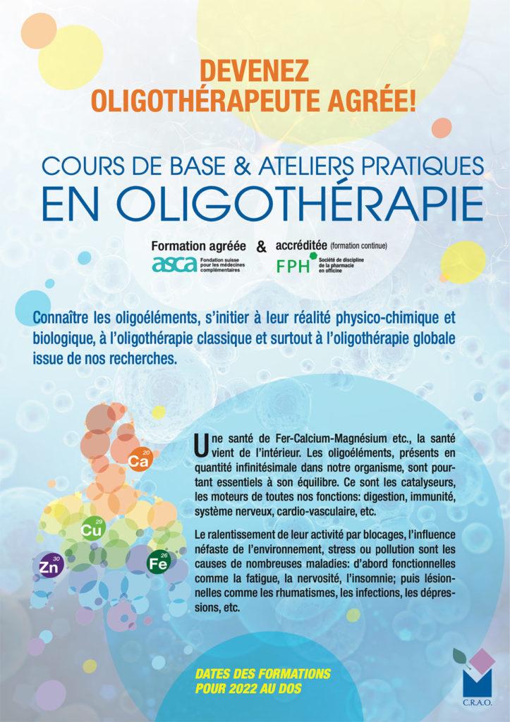 Formation Oligothérapie 2022 img-1